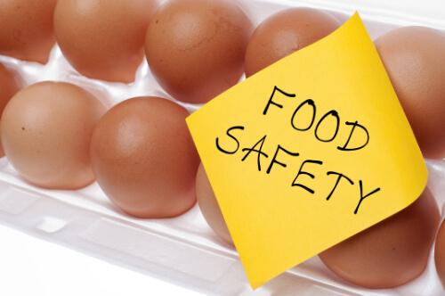 Food safety & hygiene training