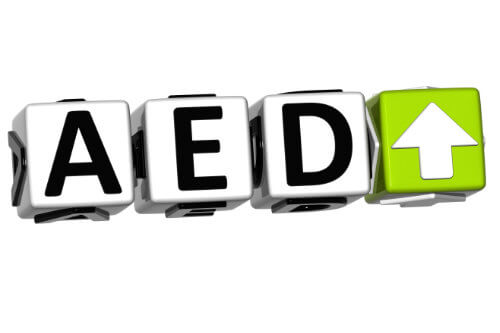 AED training course