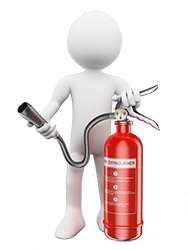 Fire Marshal and extinguisher Training, ideal for the care home environment, RoSPA Approved & CPD certified course, click here to register and start.