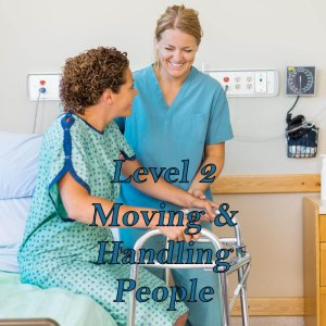 Moving and handling people within care homes and social care
