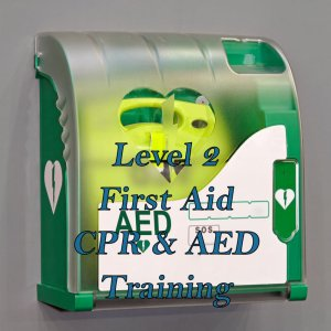 CPR & AED training for care home staff