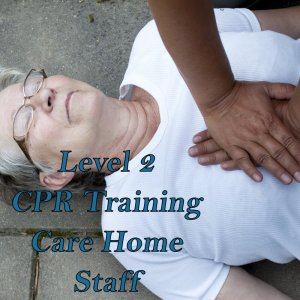 CPR training online for care home staff